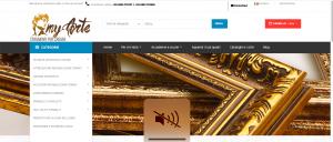 Asernet realizza il nuovo portale ecommerce per le belle arti – myarte.it