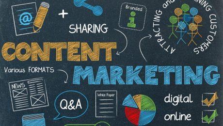 Content Marketing: i primi passi del Web Marketing