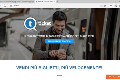Qticket è il Software per il Ticketing Online
